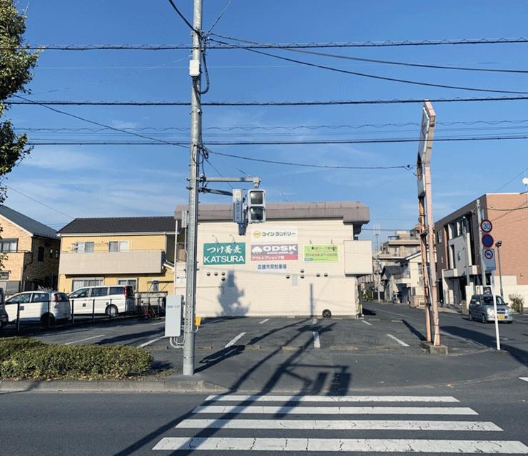 駐車場の写真1